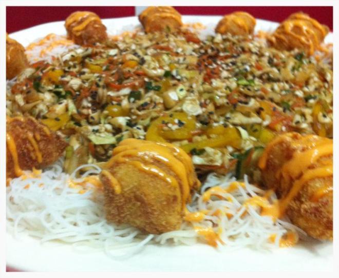 Salada oriental