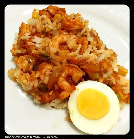 arroz de camarão 4