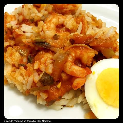 arroz de camarão 5