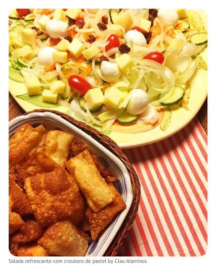Salada e pastel 3